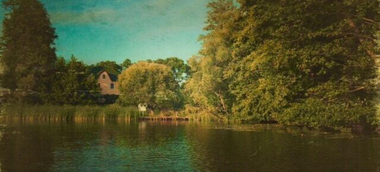 Idyllisches Landhaus mit Seezugang 17