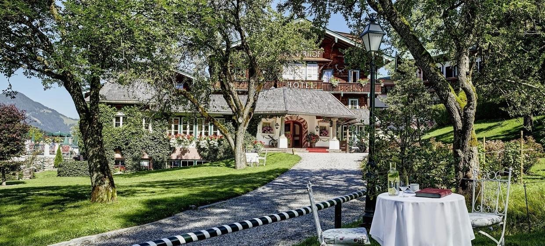 Tennerhof Gourmet & Spa de Charme Hotel 1