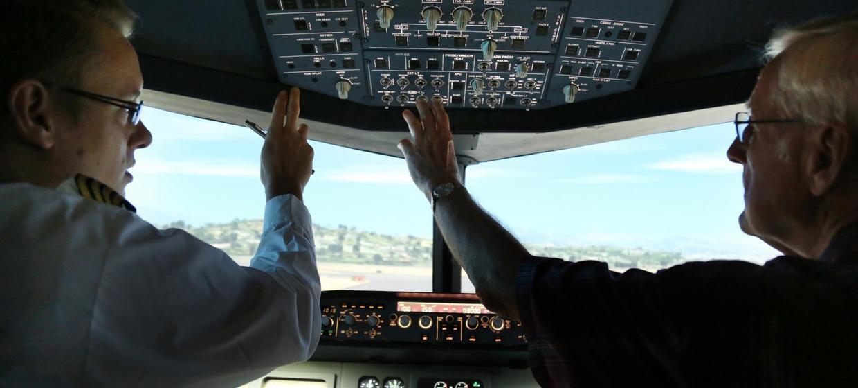 JetSim A320 Flugsimulator 5