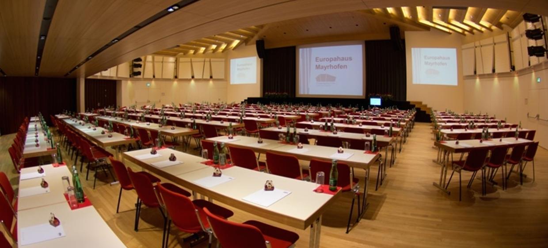 Congress Zillertal - Europahaus Mayrhofen 1