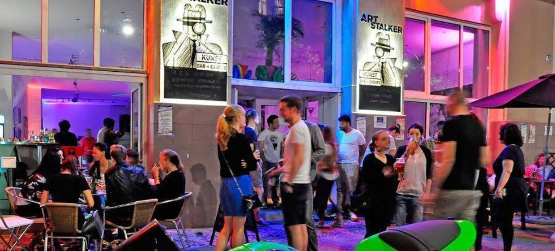 Art Stalker Kunst Bar Events 3