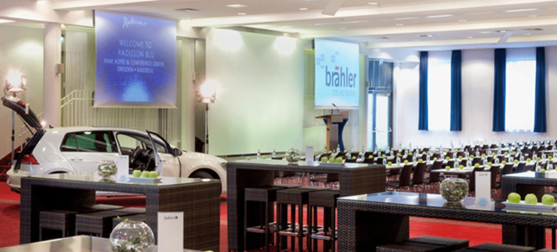 Radisson Blu Park Hotel und Conference Centre 4