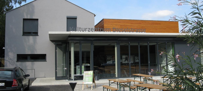 Kulturzentrum Dieselstraße 3