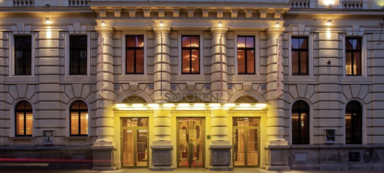 Austria Trend Hotel Savoyen Vienna 3