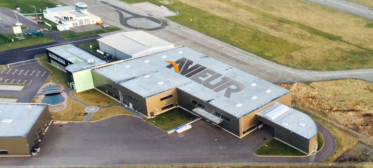 AVIEUR - The European Aviation Showroom 8