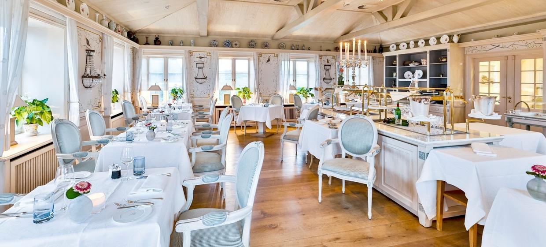 Restaurant Mara Sand im Hotel Fährhaus 1