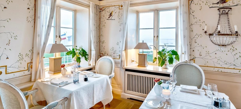 Restaurant Mara Sand im Hotel Fährhaus 2