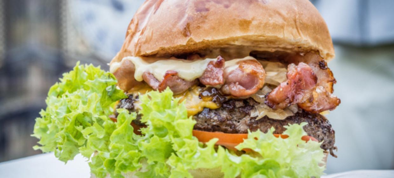 Big Ben Burger Truck 2