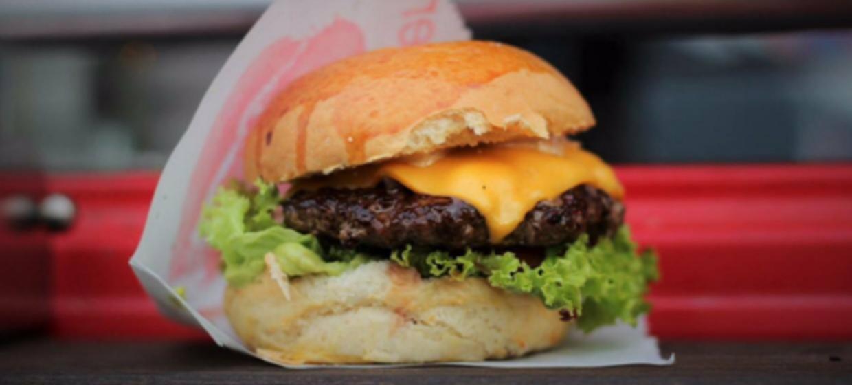 Big Ben Burger Truck 1