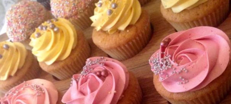 Wir machen Cupcakes 5