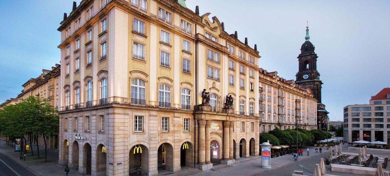 Star Inn Hotel Premium Dresden Im Haus Altmarkt, by Quality 3