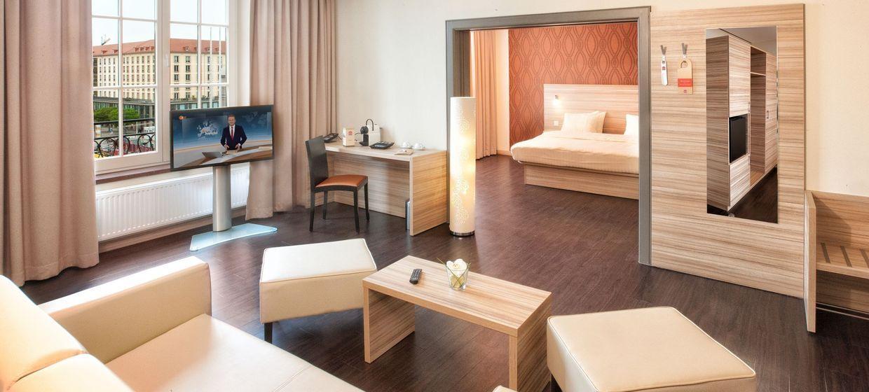 Star Inn Hotel Premium Dresden Im Haus Altmarkt, by Quality 5