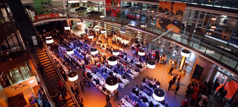 Audi Forum Neckarsulm 9