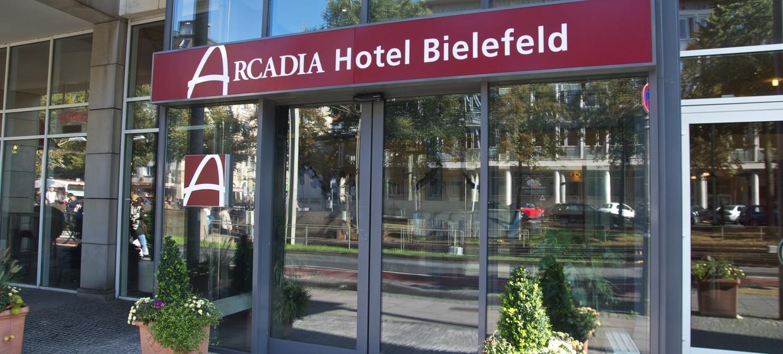Arcadia Hotel Bielefeld 4