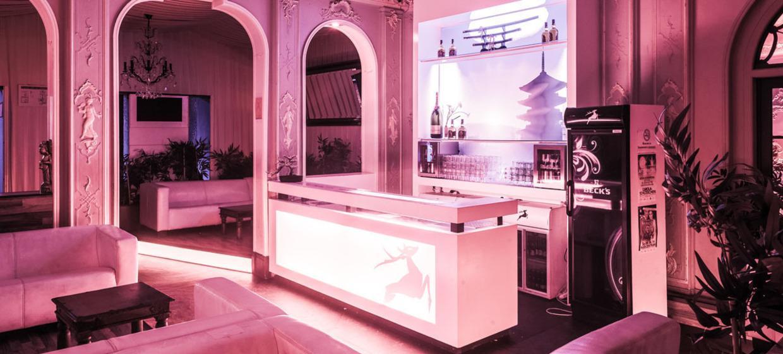 Parkhotel - Blauer Salon 4