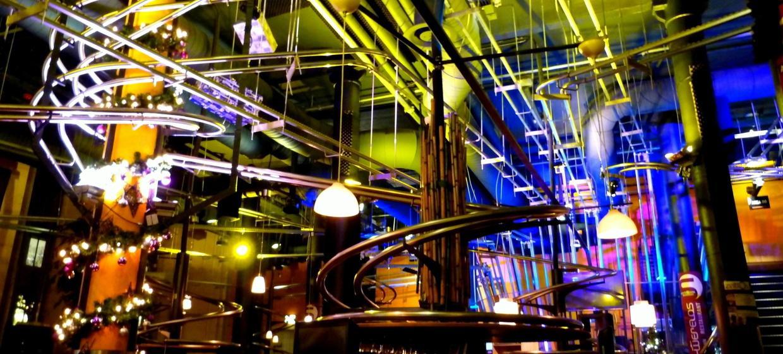 Schwerelos - das Achterbahn Restaurant Hamburg 2