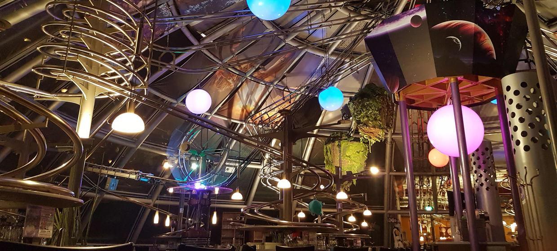Schwerelos - das Achterbahn Restaurant Dresden 4