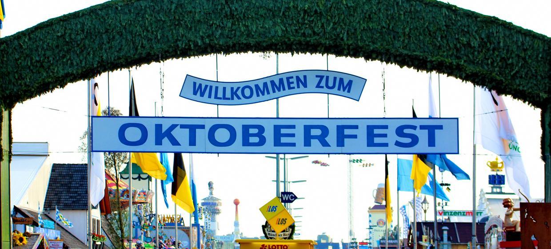 Münchner Oktoberfest 1