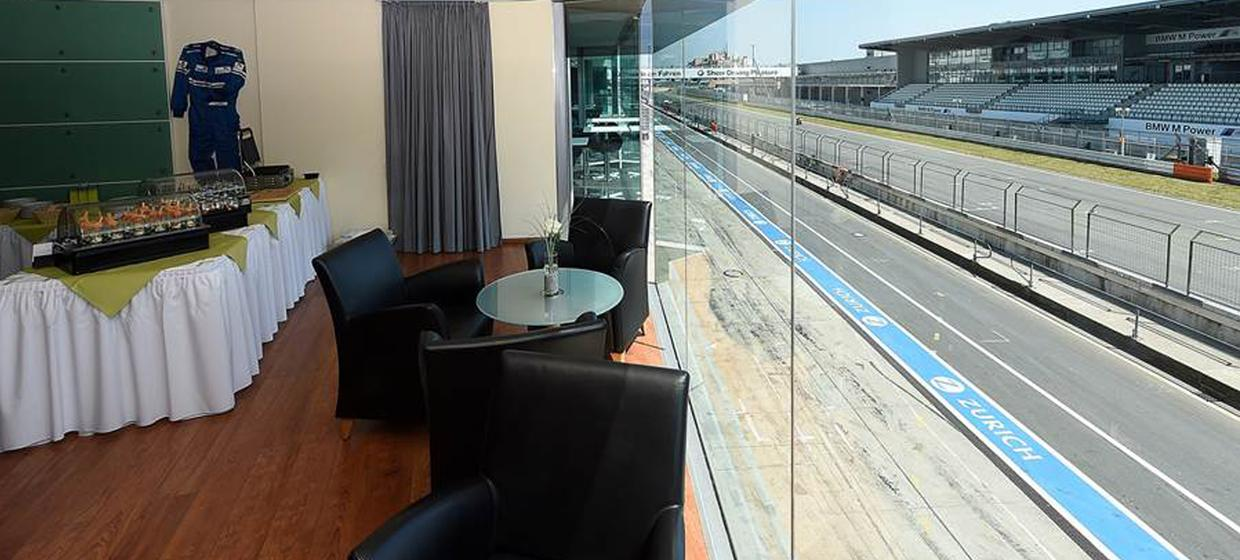 VIP-Lounge am Nürburgring 3