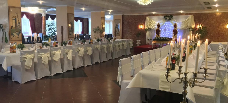 The Agas Hotel & Restaurant Saal 8