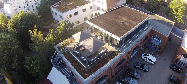 Tagung mit exklusiver Dachterrasse 1