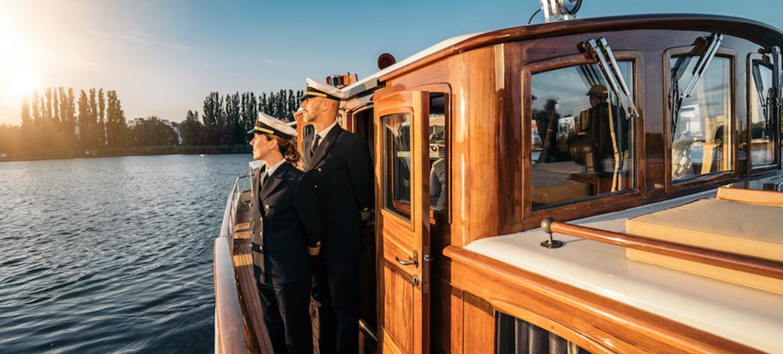 Motoryacht Fitzgerald 4