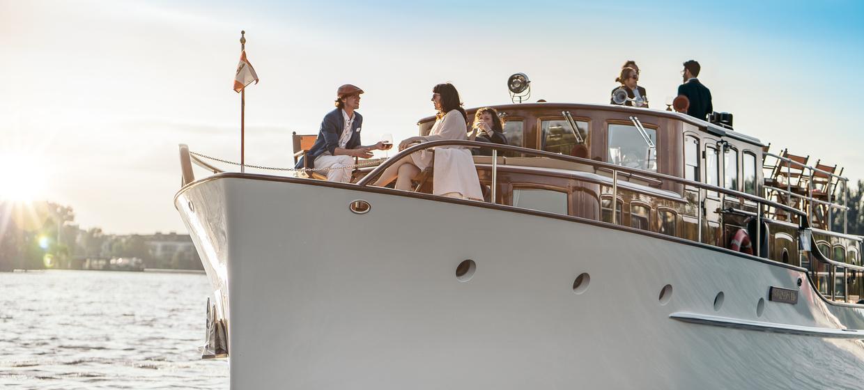 Motoryacht Fitzgerald 1