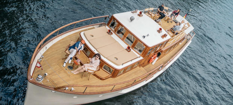Motoryacht Fitzgerald 5