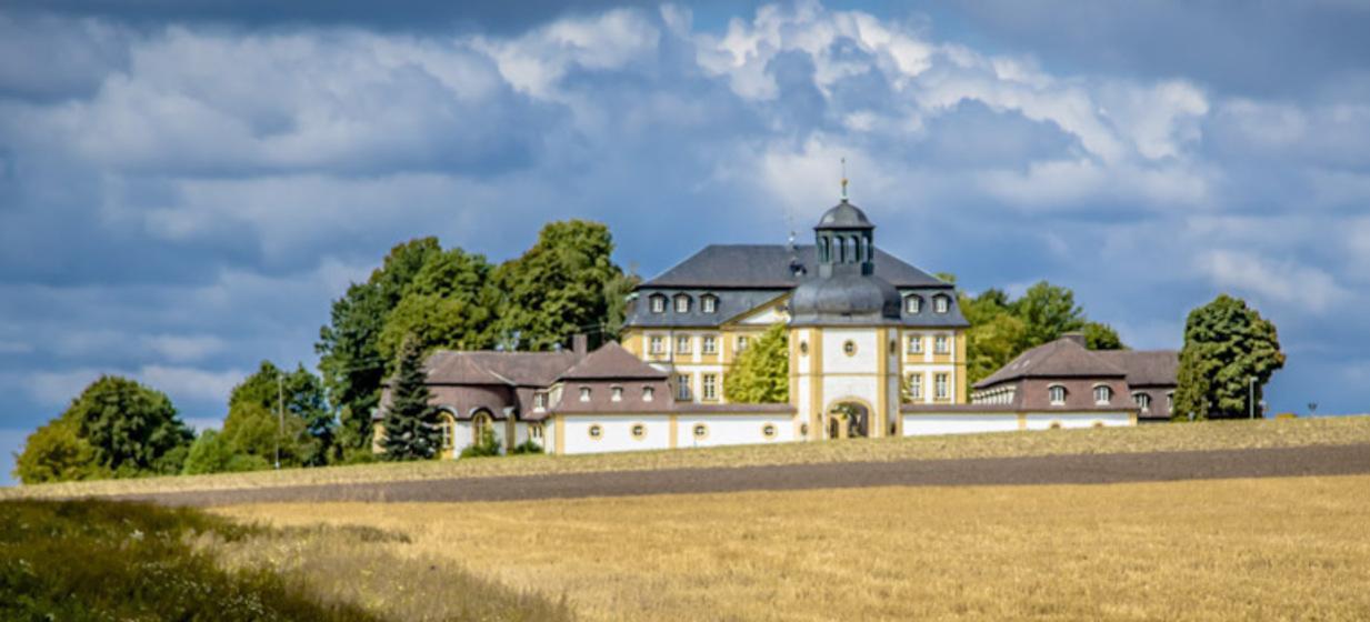 Schloss Jägersburg 1