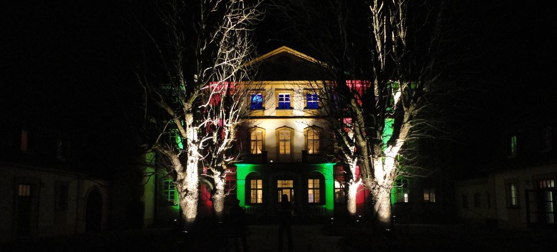 Schloss Jägersburg 12
