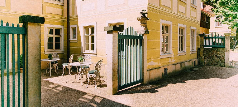 Hotel Villa Sorgenfrei & Restaurant Atelier Sanssouci 5