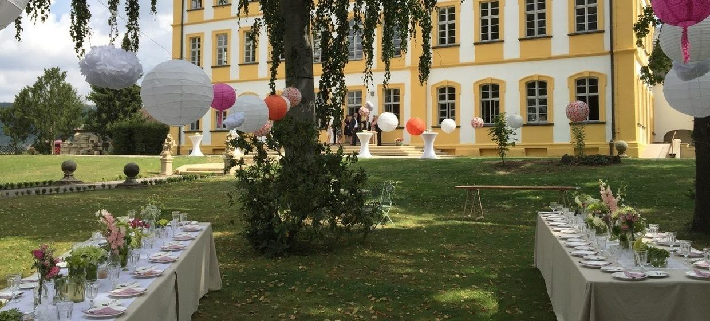 Schloss Jägersburg 8