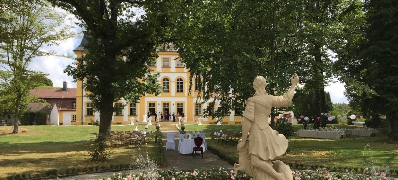 Schloss Jägersburg 7
