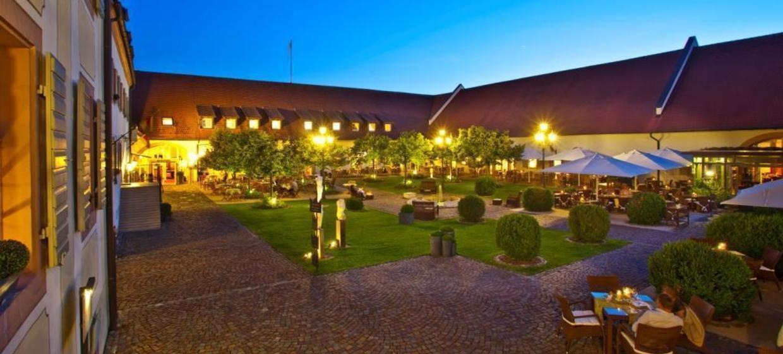 Hotel Schloss Reinach 8