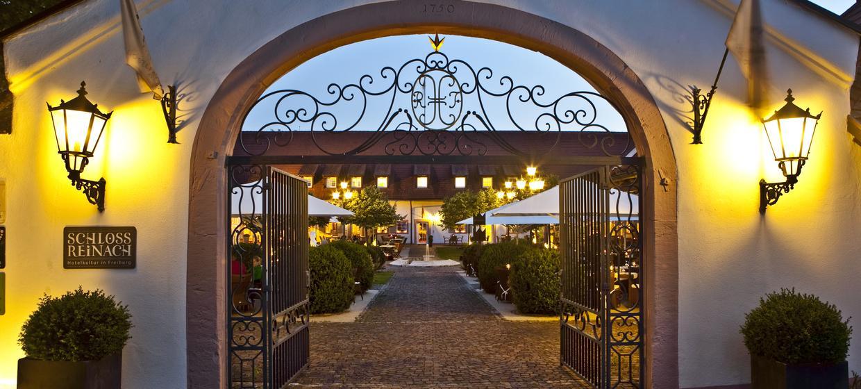 Hotel Schloss Reinach 1