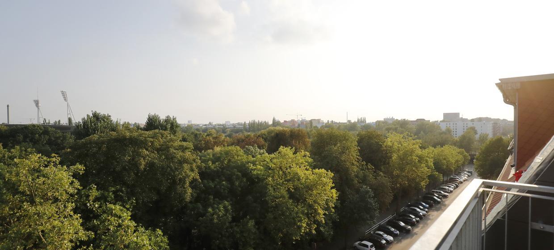 Penthouse am Mauerpark  15