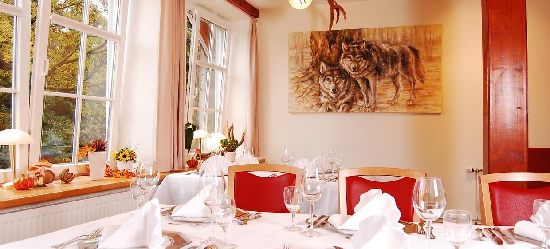 Wildpark Restaurant Schwarze Berge 9
