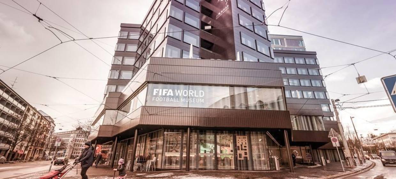 FIFA Welt Fussball Museum 25