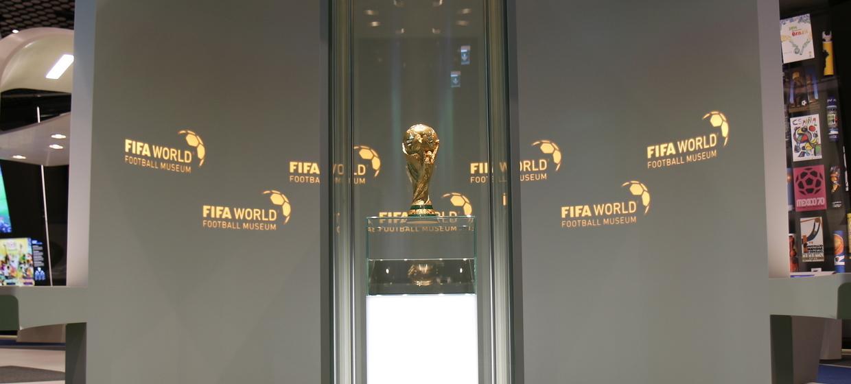FIFA Welt Fussball Museum 26