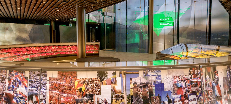 FIFA Welt Fussball Museum 21