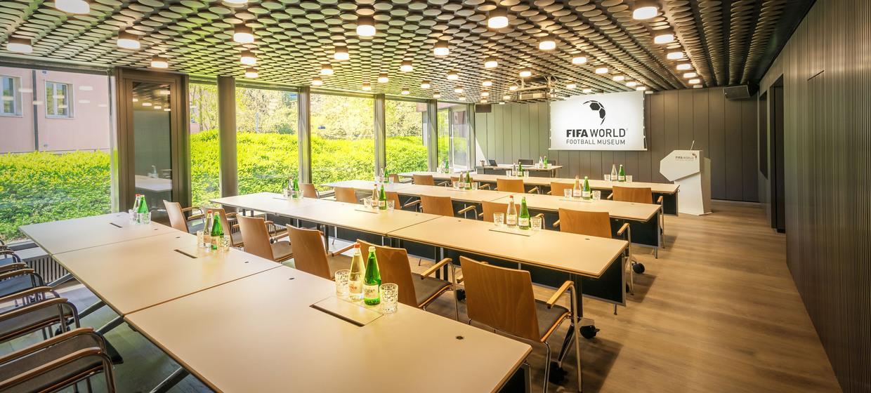 FIFA Welt Fussball Museum 12