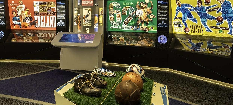 FIFA Welt Fussball Museum 22