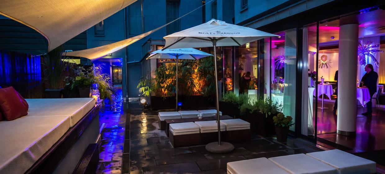 The Fox Bar at Hotel Q 2