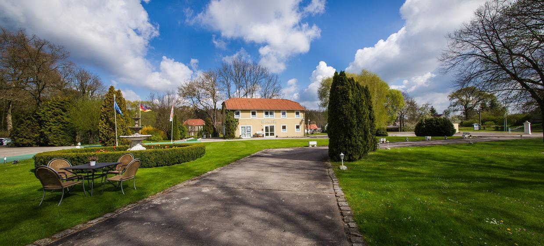 Schloss Wulkow 19