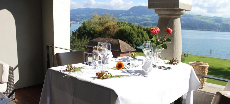 Restaurant Villa Sunneschy 1