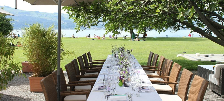 Restaurant Villa Sunneschy 3