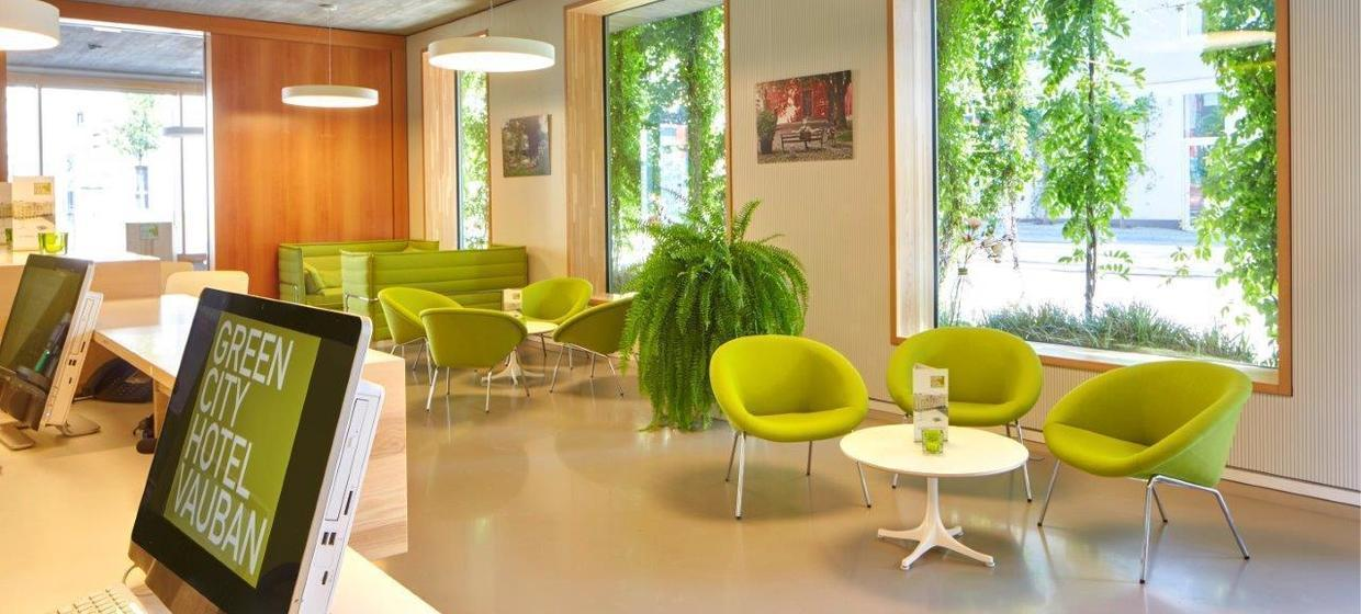 Green City Hotel Vauban 3