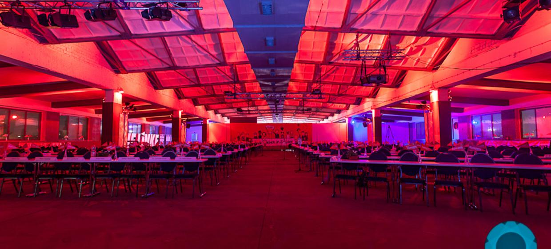 Veranstaltungs - und Kulturzentrum Alte Wollkämmerei 1