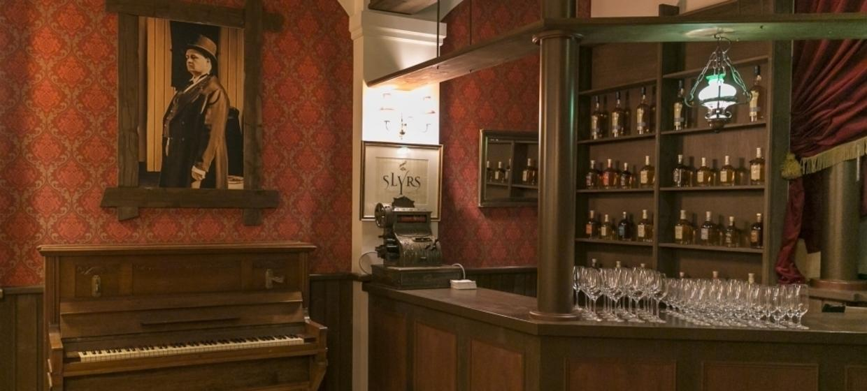 Western Saloon 3
