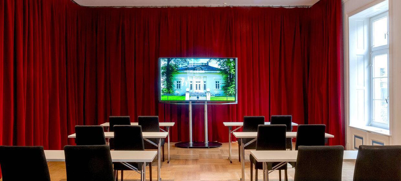Theater im Zimmer - Villa für Events 8